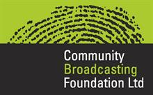 Community Broadcasting Foundation logo