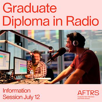 AFTRS Graduate Diploma in Radio